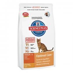 Hill's Feline Adult Optimal Care
